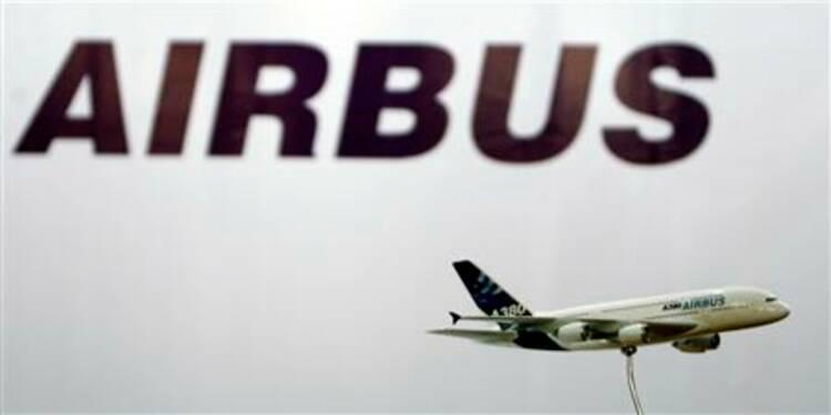 Airbus prévoit une année difficile pour les commandes