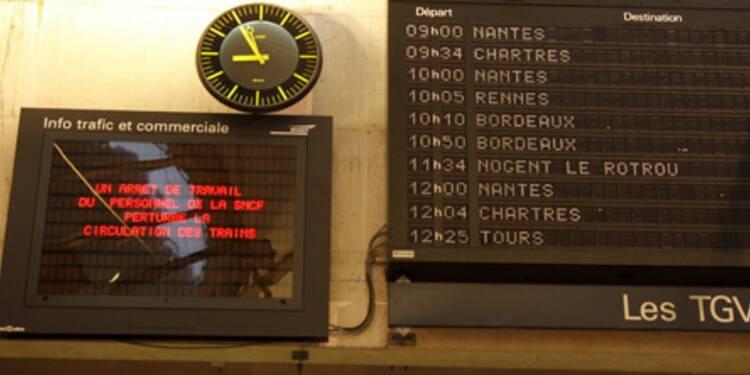 Journée de mobilisation sociale très clairsemée en France