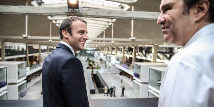 Les 10 entreprises cotées qui vont le plus profiter du choc fiscal de Macron