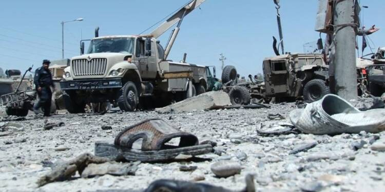 Cinq morts dans un attentat suicide taliban en Afghanistan