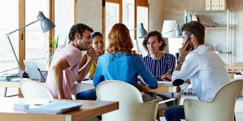 Plutôt qu'un prof, utilisez vos collègues pour acquérir de nouvelles compétences