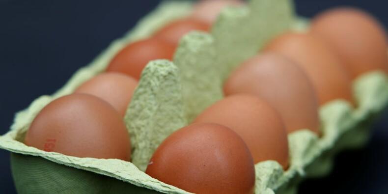 Oeufs contaminés: Des pâtes fabriquées en France retirées du marché