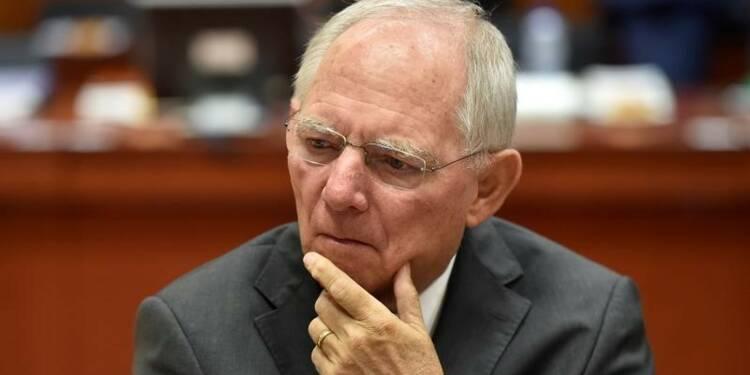 Schäuble veut confier de nouvelles attributions au MES