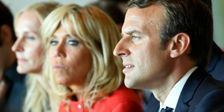 Un Français sur deux juge prématuré de juger Macron, selon un sondage
