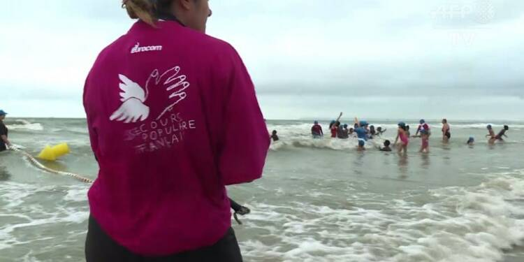 5.000 enfants sur la plage avec le Secours Populaire