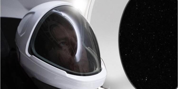 Elon Musk dévoile la combinaison que les astronautes de SpaceX porteront sur Mars