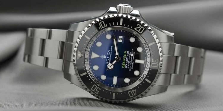Investir dans les montres : elles ne prennent de la valeur que si elles sont très bien conservées