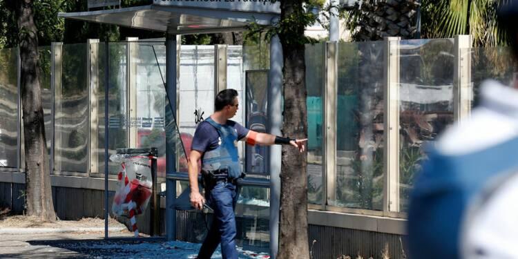 Marseille: Le conducteur qui a foncé dans les abribus écroué