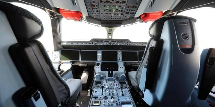 L'Agence européenne de sécurité aérienne lance une directive d'alerte sur l'Airbus A350