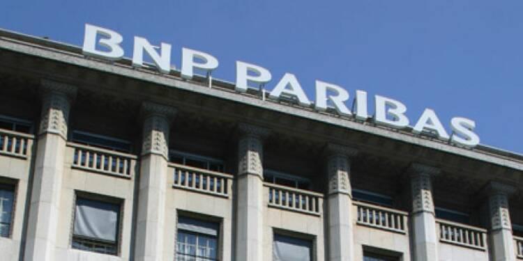 Le marché salue la décrue prévue des provisions de BNP