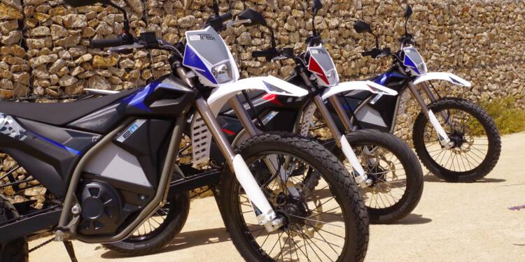 Et si vous adoptiez la moto électrique ?