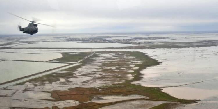 Le gouvernement promet 26 millions d'euros d'aides aux agriculteurs frappés par Xynthia