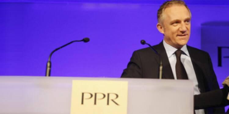 PPR maintient sa croissance à un niveau élevé dans le luxe