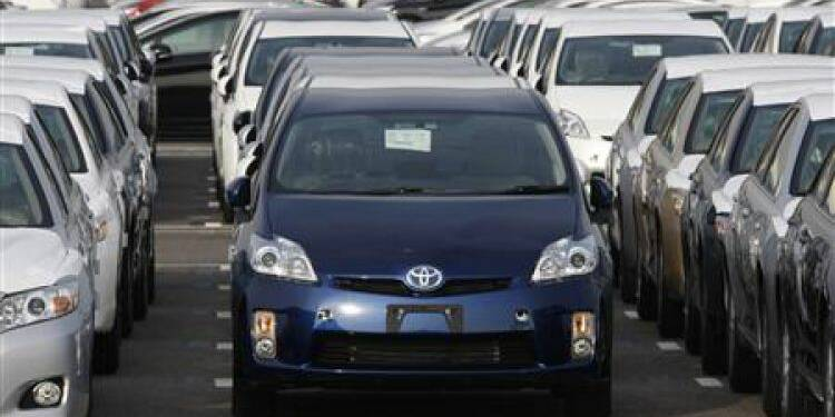 Toyota va rappeler 436.000 véhicules dans le monde