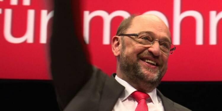 """Martin Schulz, le """"sale gosse"""" à l'assaut de la citadelle Merkel"""
