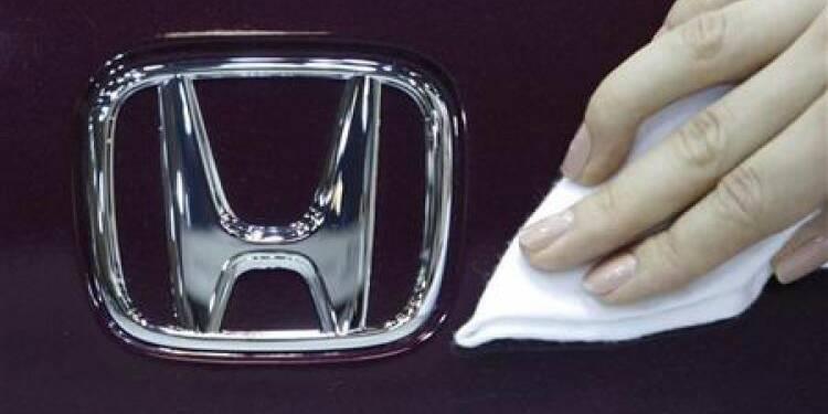 Honda rappelle 646.000 véhicules dans le monde