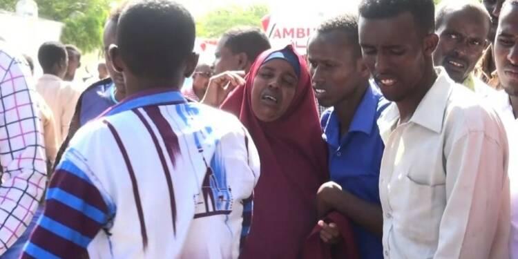 Somalie: au moins huit morts dans un raid de l'armée somalienne