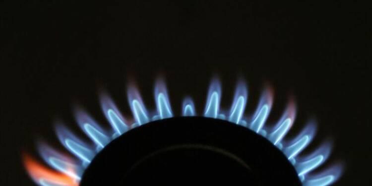 GDF Suez confirme le gel des tarifs du gaz jusqu'en juillet