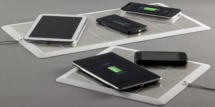Ce chargeur de smartphone sans fil fonctionnera avec toutes les marques