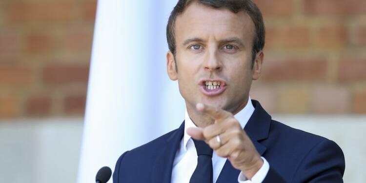 Macron tire à boulets rouges sur le gouvernement polonais