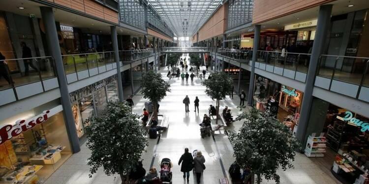 La croissance trimestrielle allemande tirée par la demande privée