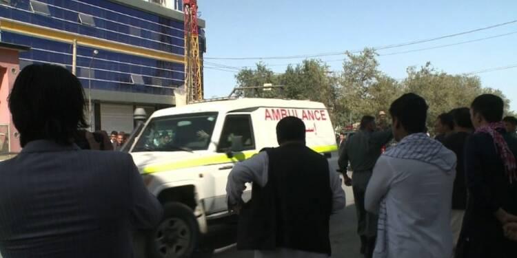 Afghanistan: attaque-suicide dans une mosquée chiite à Kaboul