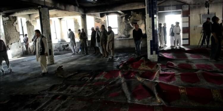 Attaque d'une mosquée chiite à Kaboul: le bilan passe à 28 morts