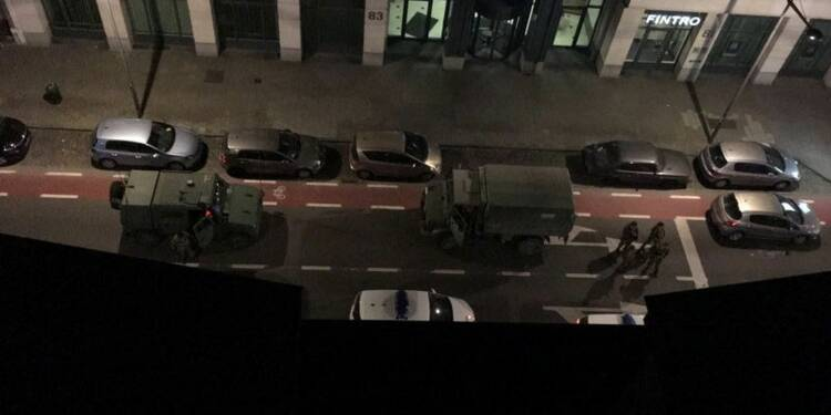 L'EI revendique l'attaque à l'arme blanche de Bruxelles