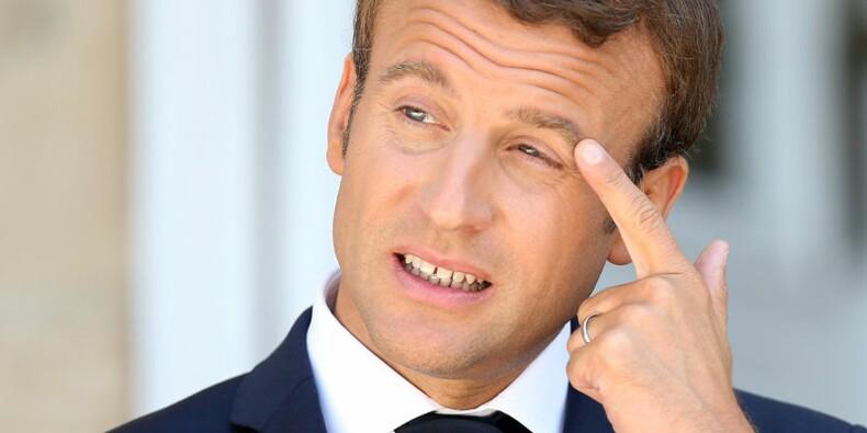 Macron ne convainc pas pour réformer le Code du travail, selon un sondage