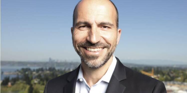 Les défis colossaux qui attendent le nouveau patron d'Uber