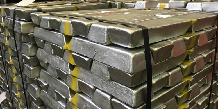Cuivre, aluminium, zinc… comment profiter de l'explosion des cours des métaux industriels ?