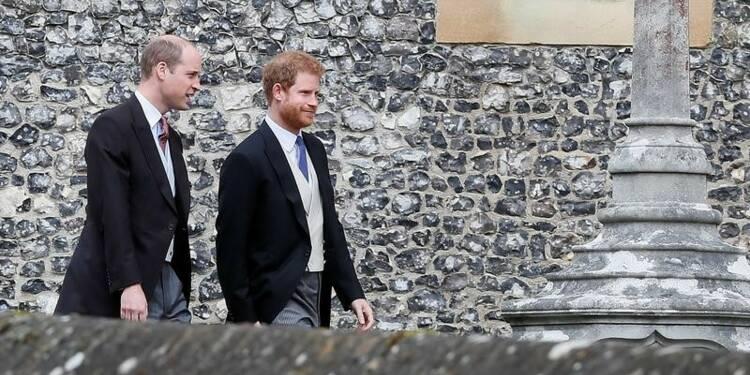 William et Harry discrets pour les 20 ans de la mort de Diana
