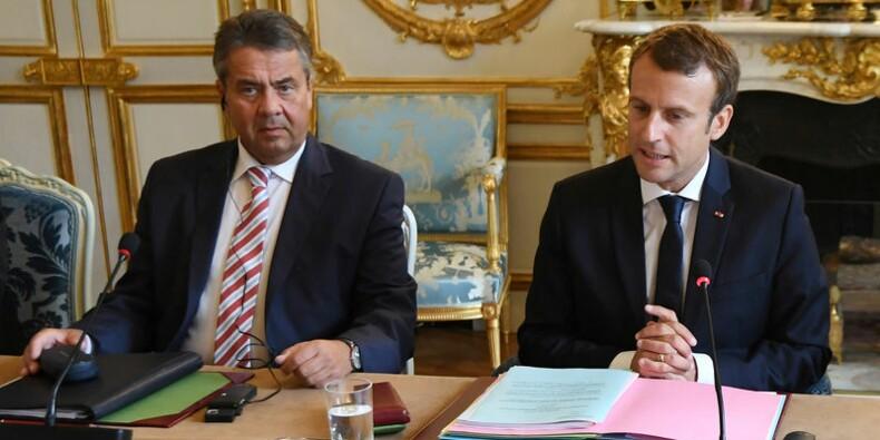 """Gabriel """"impressionné"""" par la réforme du droit du travail en France"""