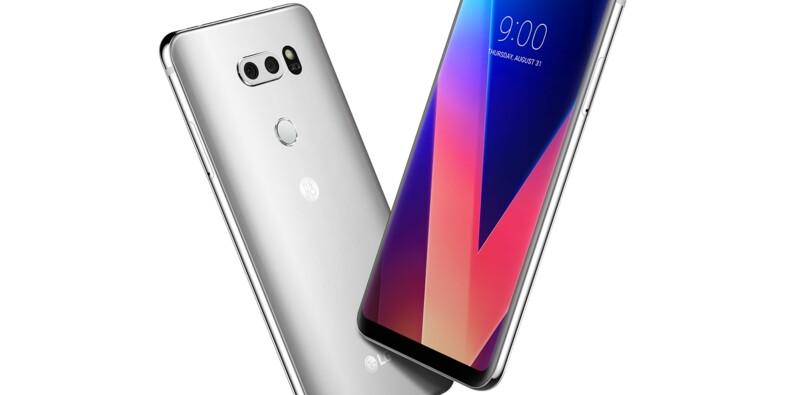 Avec son V30, LG veut imposer un smartphone super haut de gamme en France