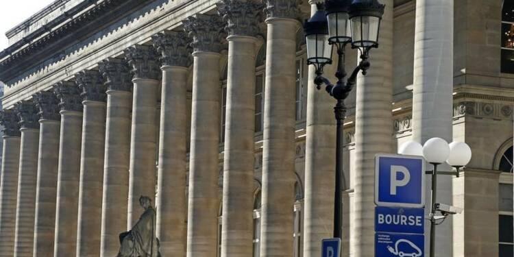 La Bourse de Paris regagne un peu de terrain