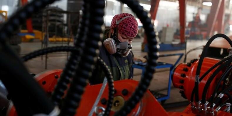 Chine: Accélération manufacturière inattendue en août
