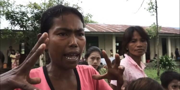 Combats entre Rohingyas et l'armée en Birmanie: témoignages