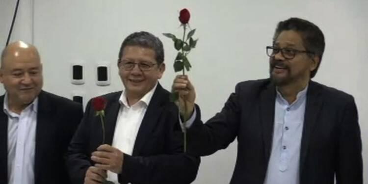 L'ex-guérilla des Farc entre en politique sous un nouveau nom -2