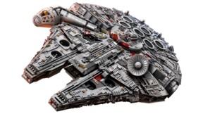 Le Faucon Millenium de Star Wars devient la boîte Lego la plus chère de l'Histoire