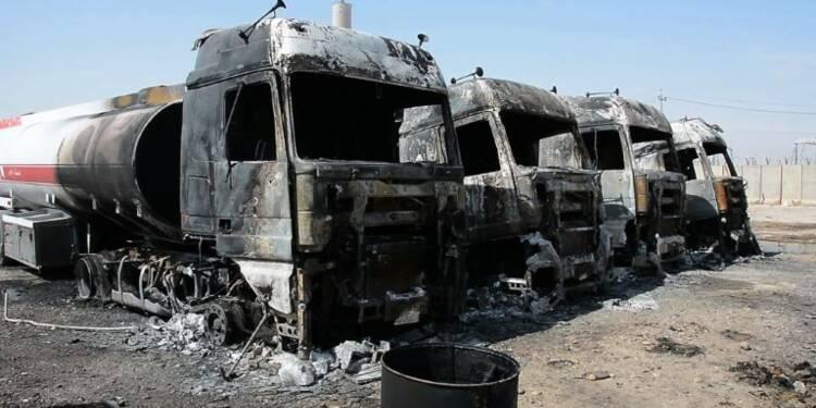 Irak: attaque kamikaze dans une centrale électrique