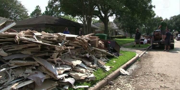 A Houston, la solidarité aide les sinistrés à se relever