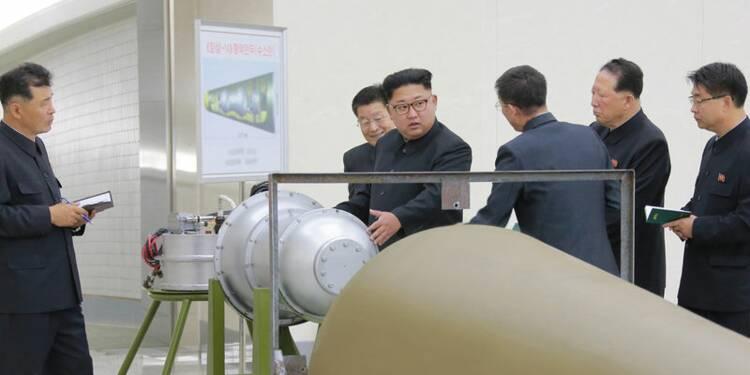 Essai nucléaire en Corée du Nord, condamnations à l'étranger