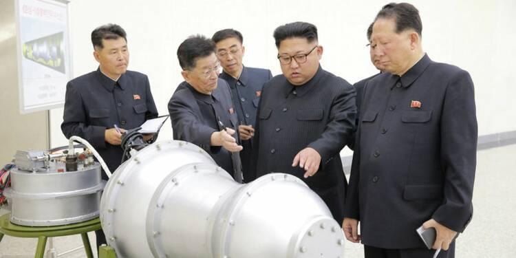 La Corée du Nord dit avoir testé une bombe H avec succès