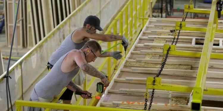 USA: Baisse des commandes à l'industrie la plus forte depuis près de 3 ans