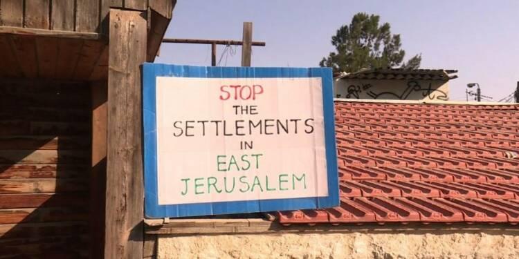 Jérusalem-Est: une famille palestinienne expulsée après 50 ans