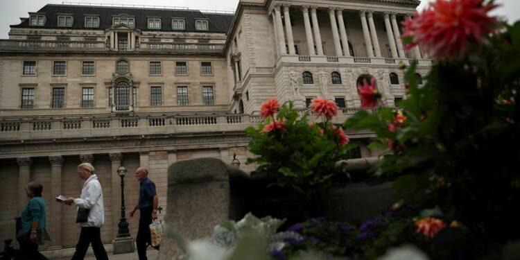 Grande-Bretagne: Accord salarial à la BoE après une grève inédite