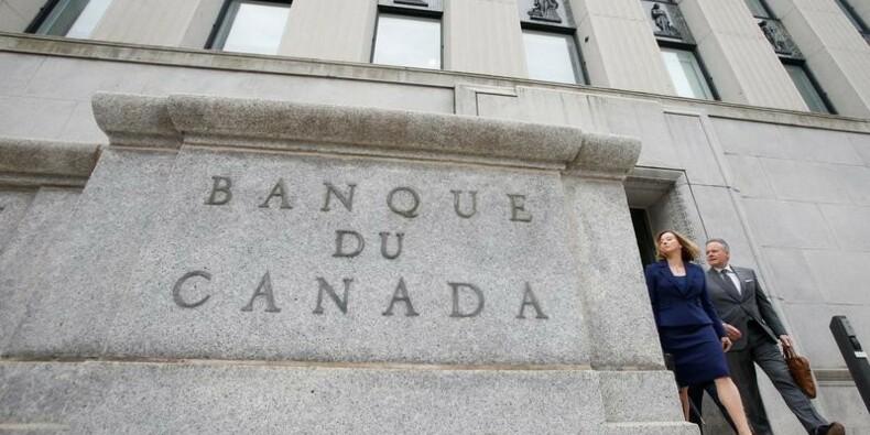 La Banque du Canada relève encore son taux directeur, à 1%