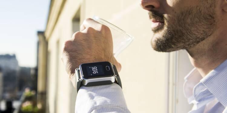 La montre connectée qui va séduire les diabétiques