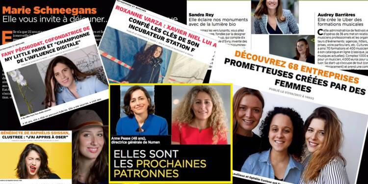 Vivement plus de super championnes dans la tech française !
