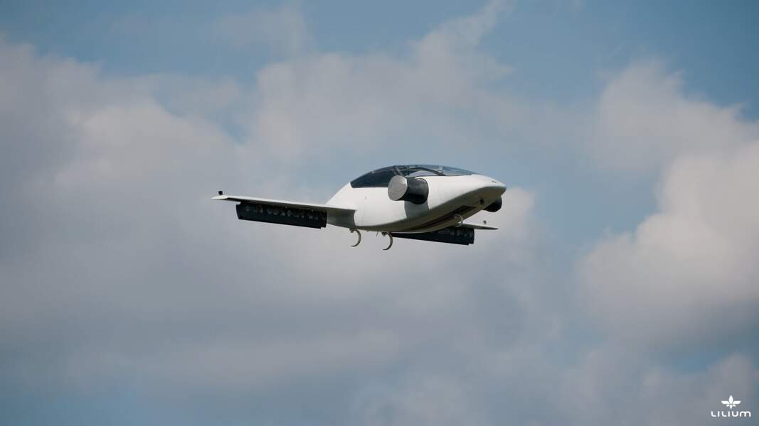 Lilium Jet (Allemagne)